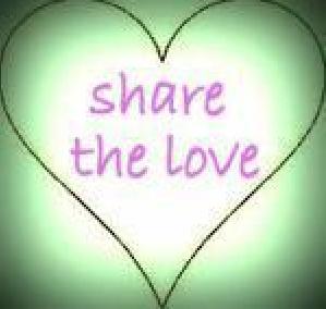 Share The Love Award