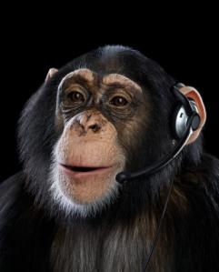 Frederick w/headset